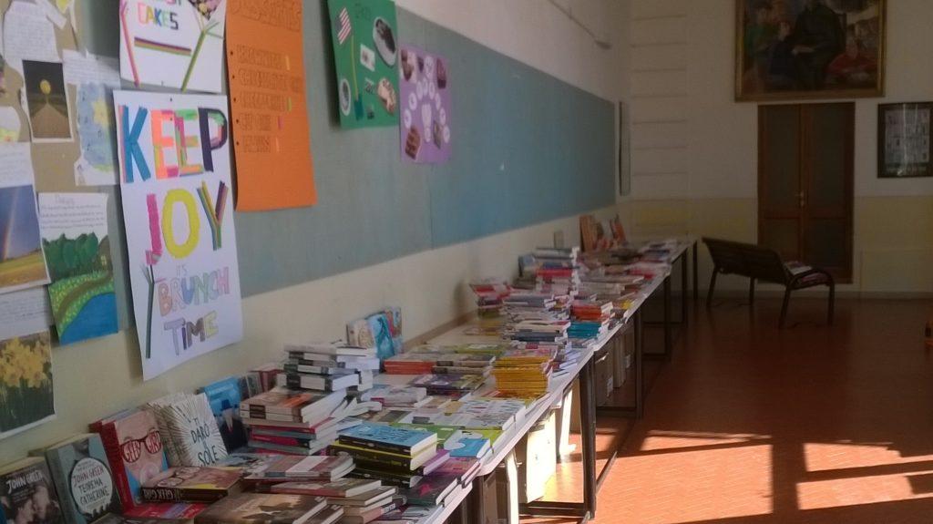 mostra mercato del libro